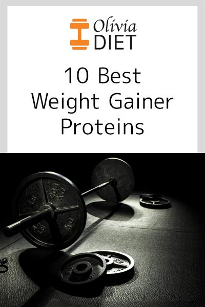 Best Weight gainer proteins