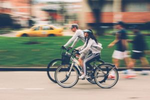 Cycling To Reduce Belly And Hips