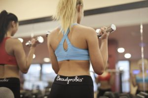 HIIT and Lifting Weights to reduce belly and hips