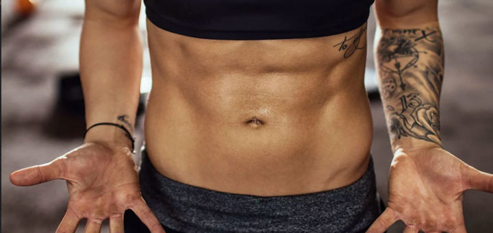 Reduce belly fat in 7 days