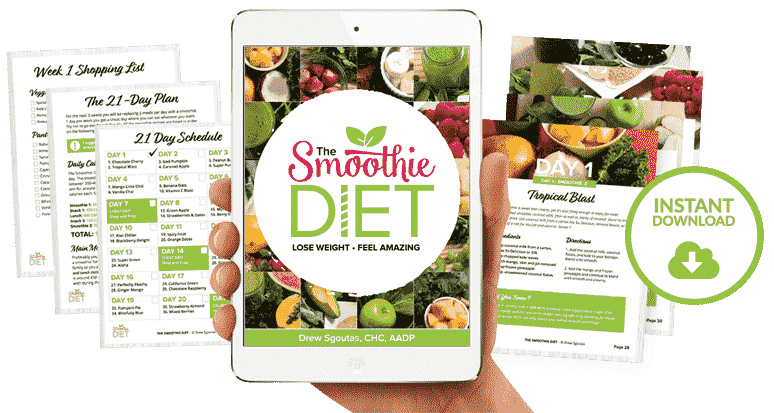 21 day smoothie diet