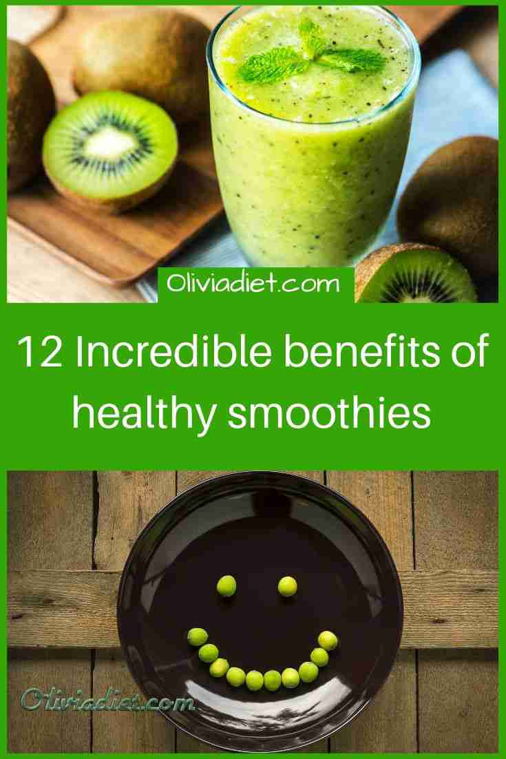 benefits of healthy smoothies