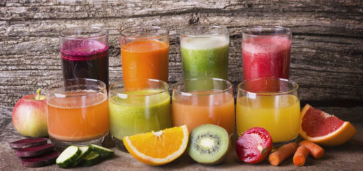 difference between blending and juicing