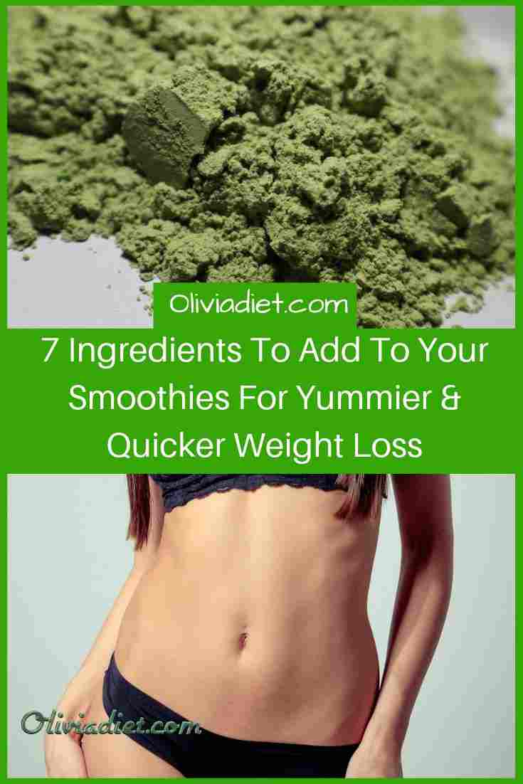 7-Ingredients-To-Add-To-Your-Smoothies-For-Quicker-Weight-Loss