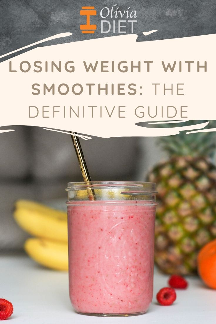 Losing Weight With Smoothies Guide